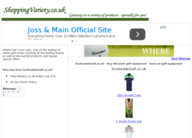 golf-store.shoppingvariety.co.uk