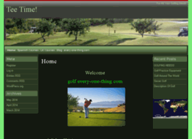 golf.every-one-thing.com