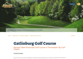 golf.gatlinburg.com