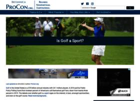 golf.procon.org