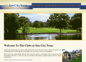 golf.sctxca.org