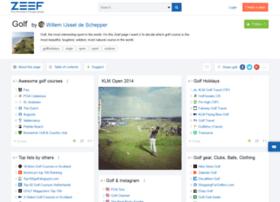 golf.zeef.com