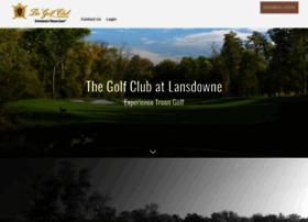 golfatlansdowne.com