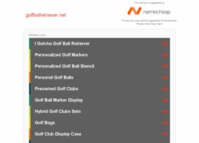 golfballretriever.net