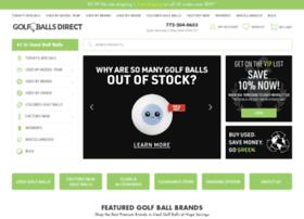 golfballsdirect.com