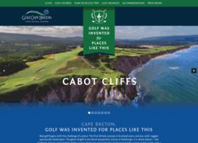 golfcapebreton.com