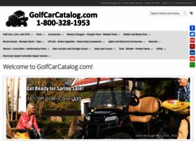golfcarcatalog.com