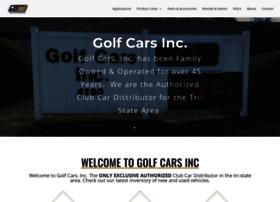 golfcarsinc.com