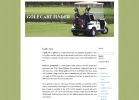 golfcartfinder.com