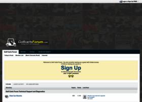 golfcartsforum.com