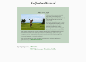 golfcentrumweesp.nl