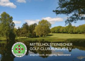 golfclub-aukrug.de