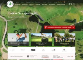 golfclub.lt