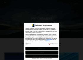 golfcostaadeje.com