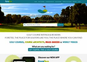 Golfcourseranking.com