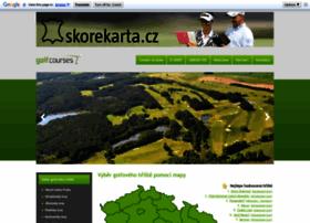 golfcourses.cz