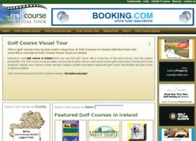 golfcoursevisualtour.com