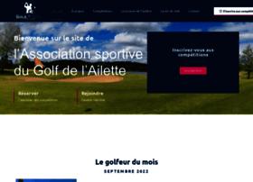 golfdelailette.com