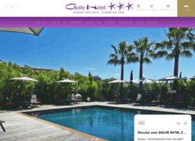 golfehotel-corse.com