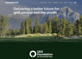 golfenvironment.org
