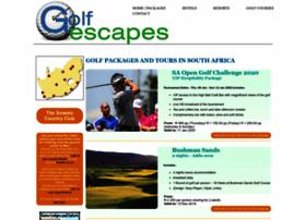 golfescapes.co.za
