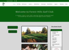 golfforesthills.com