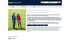golfgalaxy.sponsorport.com