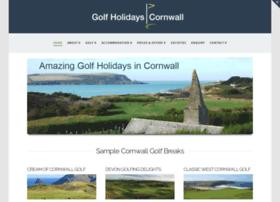 golfholidayscornwall.co.uk