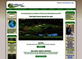 golfhomes.com