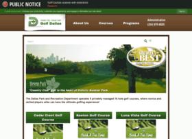 golfindallas.net