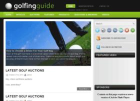 golfingguide.org