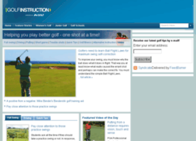 golfinstruction.com