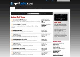 golfjobs.com