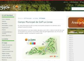 golflallorea.com