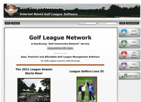 golfleaguenetwork.com