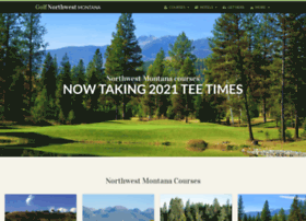 golfnorthwestmontana.com