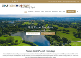 golfplanetholidays.com