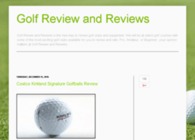 golfreviewandreviews.com