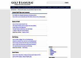 golfsamurai.net