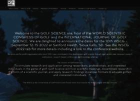 golfscience.org