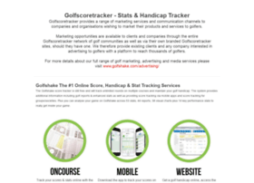 golfscoretracker.co.uk