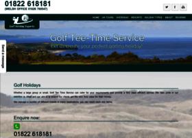 golfteetimeservice.co.uk
