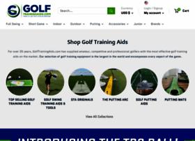 golftrainingaids.com