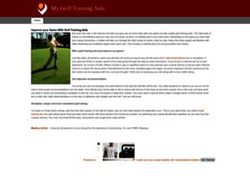 golftrainingaids.weebly.com
