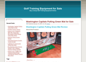 golftrainingequipment13.com