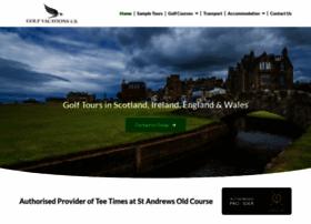 golfvacationsuk.com