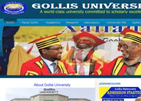 gollisuniversity.com