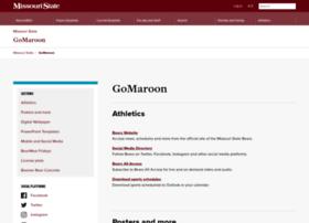 gomaroon.missouristate.edu