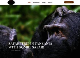gombesafari.com