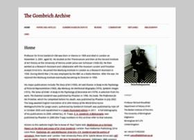 gombrich.co.uk